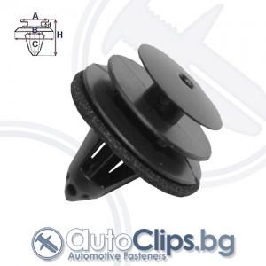 Копка щипка 01553-07111 Nissan