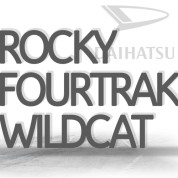 ROCKY / FOURTRAK / WILDCAT