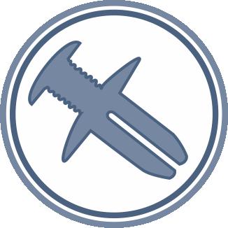 крепежни елементи и щипки